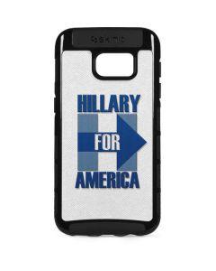 Hillary For America Galaxy S7 Edge Cargo Case