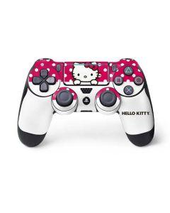 HK Pink Polka Dots PS4 Pro/Slim Controller Skin