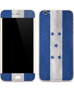 Honduras Flag Distressed iPhone 6/6s Plus Skin