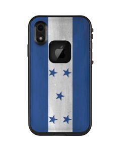 Honduras Flag Distressed LifeProof Fre iPhone Skin