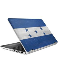 Honduras Flag Distressed HP Pavilion Skin