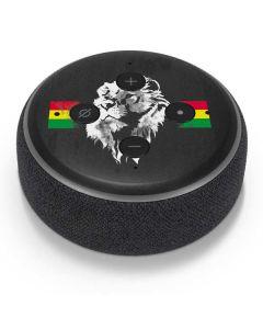 Horizontal Banner -  Lion of Judah Amazon Echo Dot Skin
