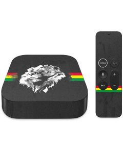 Horizontal Banner -  Lion of Judah Apple TV Skin