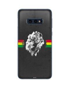 Horizontal Banner - Lion of Judah Galaxy S10e Skin