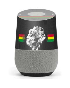 Horizontal Banner - Lion of Judah Google Home Skin