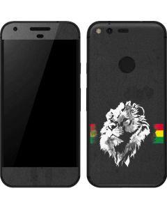 Horizontal Banner - Lion of Judah Google Pixel Skin