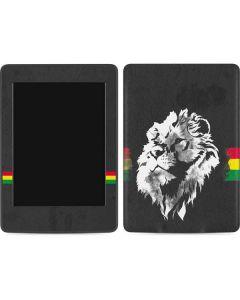 Horizontal Banner -  Lion of Judah Amazon Kindle Skin