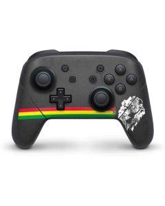 Horizontal Banner - Lion of Judah Nintendo Switch Pro Controller Skin