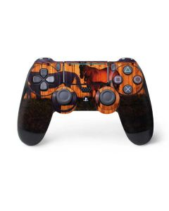 Horses at Sunset In Montana PS4 Pro/Slim Controller Skin