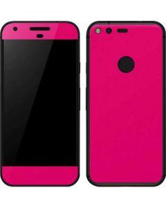 HOT Pink Google Pixel Skin