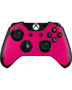 HOT Pink Xbox One Controller Skin