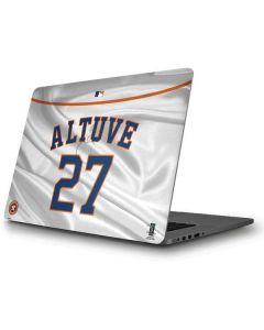 Houston Astros Altuve #27 Apple MacBook Pro Skin