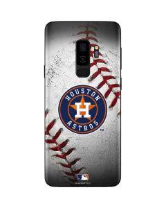 Houston Astros Game Ball Galaxy S9 Plus Skin