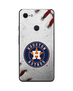 Houston Astros Game Ball Google Pixel 3 XL Skin