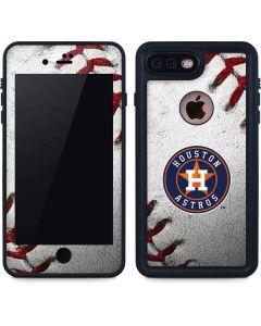 Houston Astros Game Ball iPhone 7 Plus Waterproof Case
