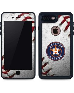 Houston Astros Game Ball iPhone 8 Plus Waterproof Case