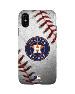 Houston Astros Game Ball iPhone X Pro Case