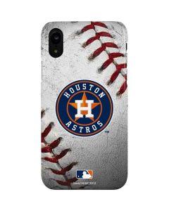 Houston Astros Game Ball iPhone XR Lite Case