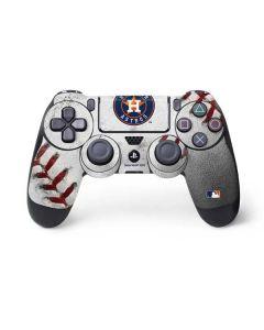 Houston Astros Game Ball PS4 Controller Skin