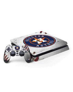 Houston Astros Game Ball PS4 Slim Bundle Skin