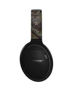 Houston Astros Realtree Xtra Camo Bose QuietComfort 35 Headphones Skin