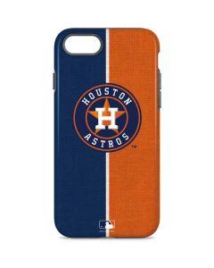 Houston Astros Split iPhone 7 Pro Case