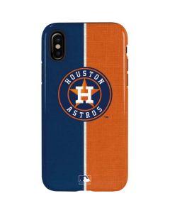 Houston Astros Split iPhone X Pro Case
