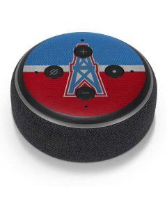 Houston Oilers Vintage Amazon Echo Dot Skin
