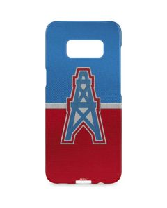 Houston Oilers Vintage Galaxy S8 Plus Lite Case