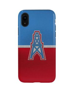 Houston Oilers Vintage iPhone XR Pro Case