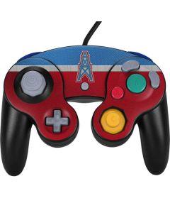 Houston Oilers Vintage Nintendo GameCube Controller Skin