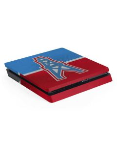 Houston Oilers Vintage PS4 Slim Skin