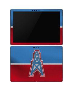 Houston Oilers Vintage Surface Pro 6 Skin
