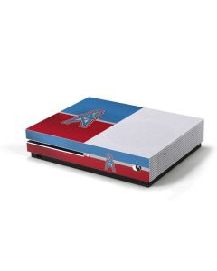Houston Oilers Vintage Xbox One S Console Skin