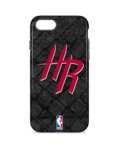 Houston Rockets Dark Rust iPhone 8 Pro Case