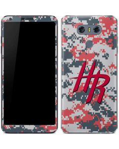 Houston Rockets Digi Camo LG G6 Skin