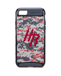 Houston Rockets Digi Camo iPhone 8 Cargo Case