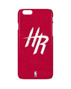 Houston Rockets Distressed iPhone 6s Lite Case