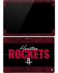 Houston Rockets Elephant Print Surface Pro 4 Skin
