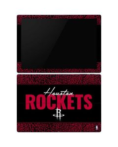 Houston Rockets Elephant Print Surface Pro 6 Skin