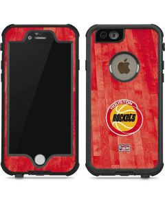 Houston Rockets Hardwood Classics iPhone 6/6s Waterproof Case
