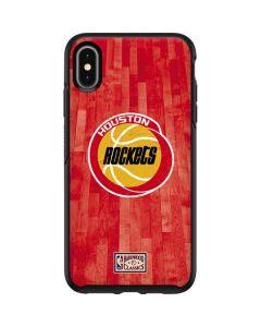 Houston Rockets Hardwood Classics Otterbox Symmetry iPhone Skin