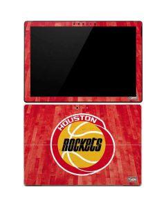 Houston Rockets Hardwood Classics Surface Pro 4 Skin