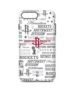 Houston Rockets Historic Blast iPhone 7 Plus Pro Case
