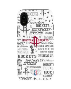 Houston Rockets Historic Blast iPhone XR Pro Case
