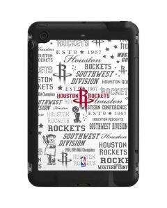 Houston Rockets Historic Blast LifeProof Fre iPad Mini 3/2/1 Skin