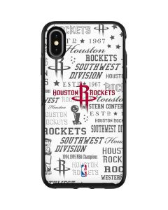Houston Rockets Historic Blast Otterbox Symmetry iPhone Skin