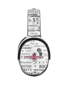 Houston Rockets Historic Blast Skullcandy Venue Skin