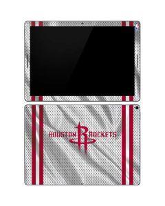 Houston Rockets Home Jersey Google Pixel Slate Skin