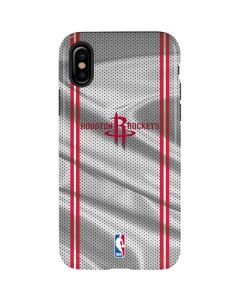 Houston Rockets Home Jersey iPhone XS Max Pro Case